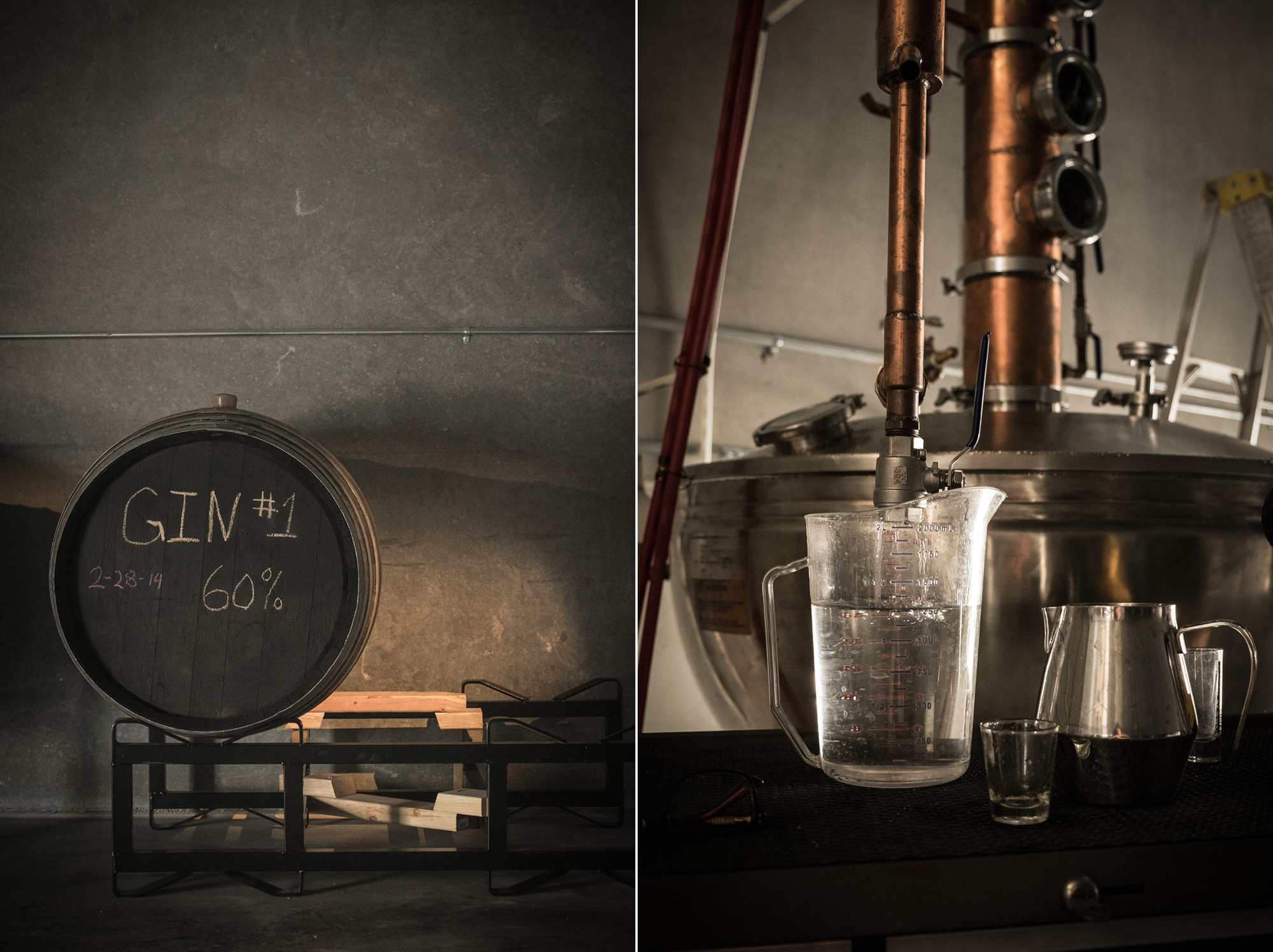 Beehive Distilling Small Batch Craft Gin Salt Lake City Utah 15