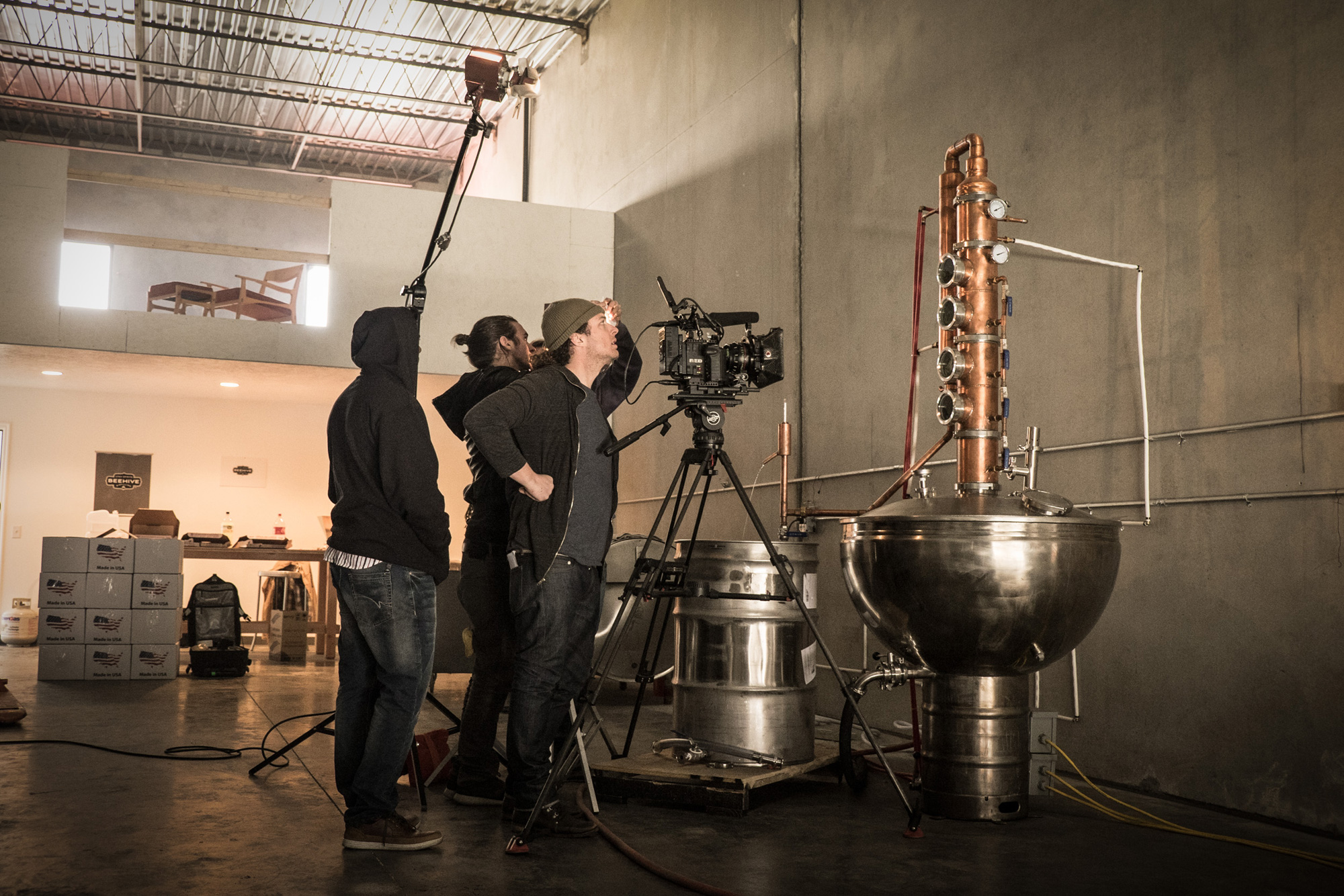 Beehive Distilling Small Batch Craft Gin Salt Lake City Utah 16