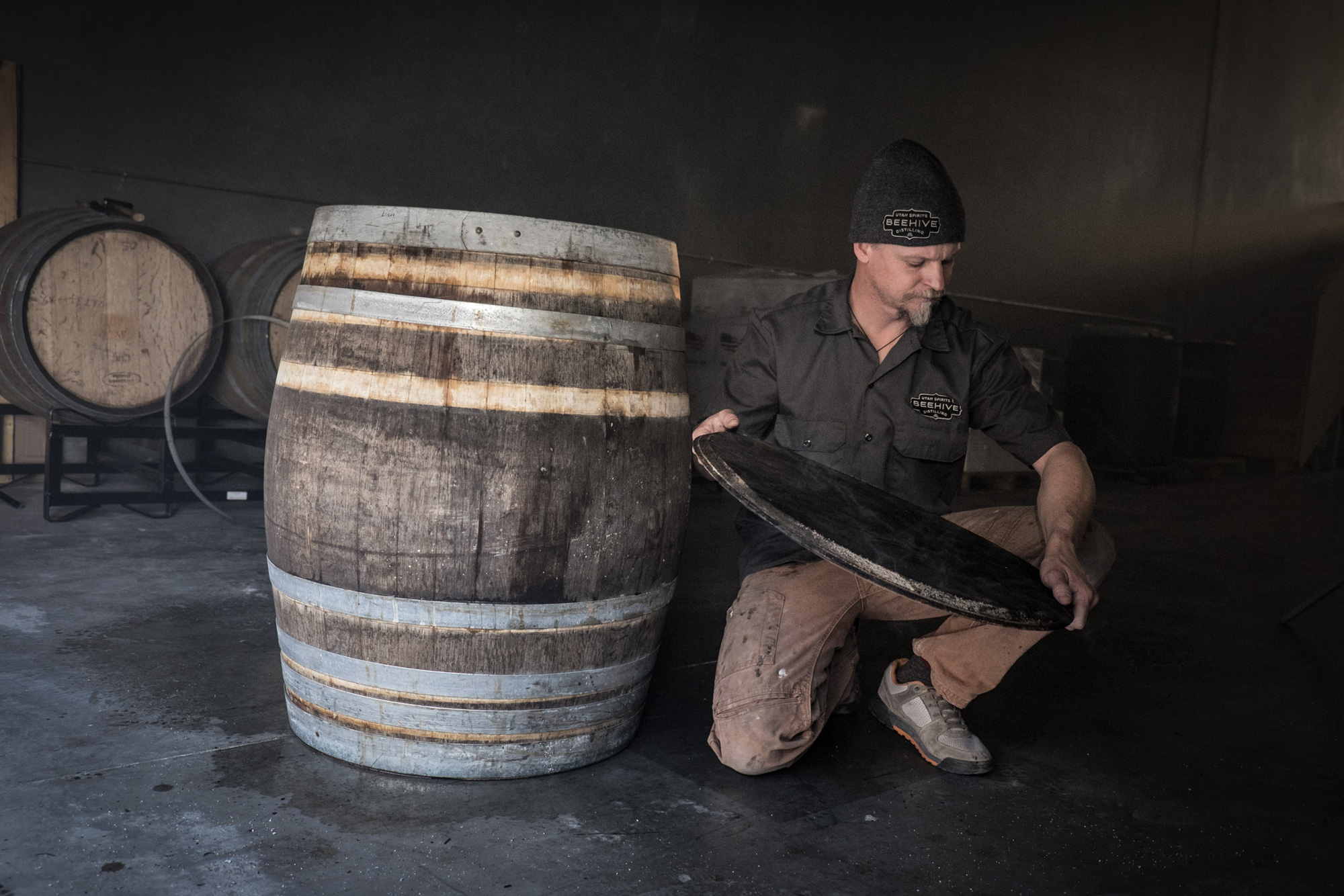 Beehive Distilling Small Batch Craft Gin Salt Lake City Utah 17b