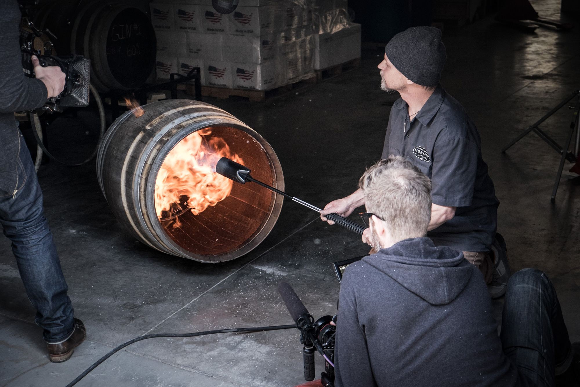 Beehive Distilling Small Batch Craft Gin Salt Lake City Utah 7