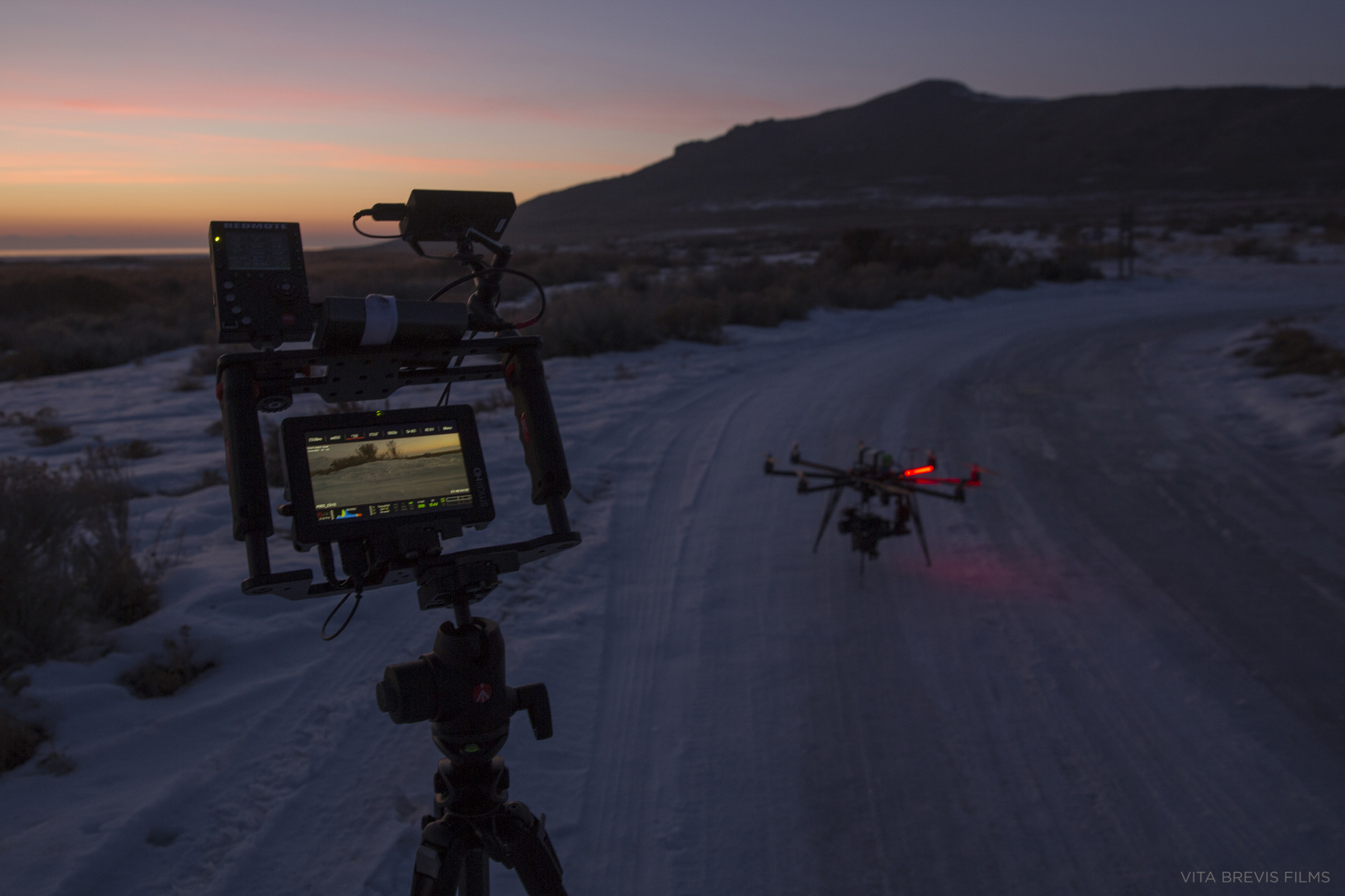 Film Production Aerial Cinematography | VBF 4