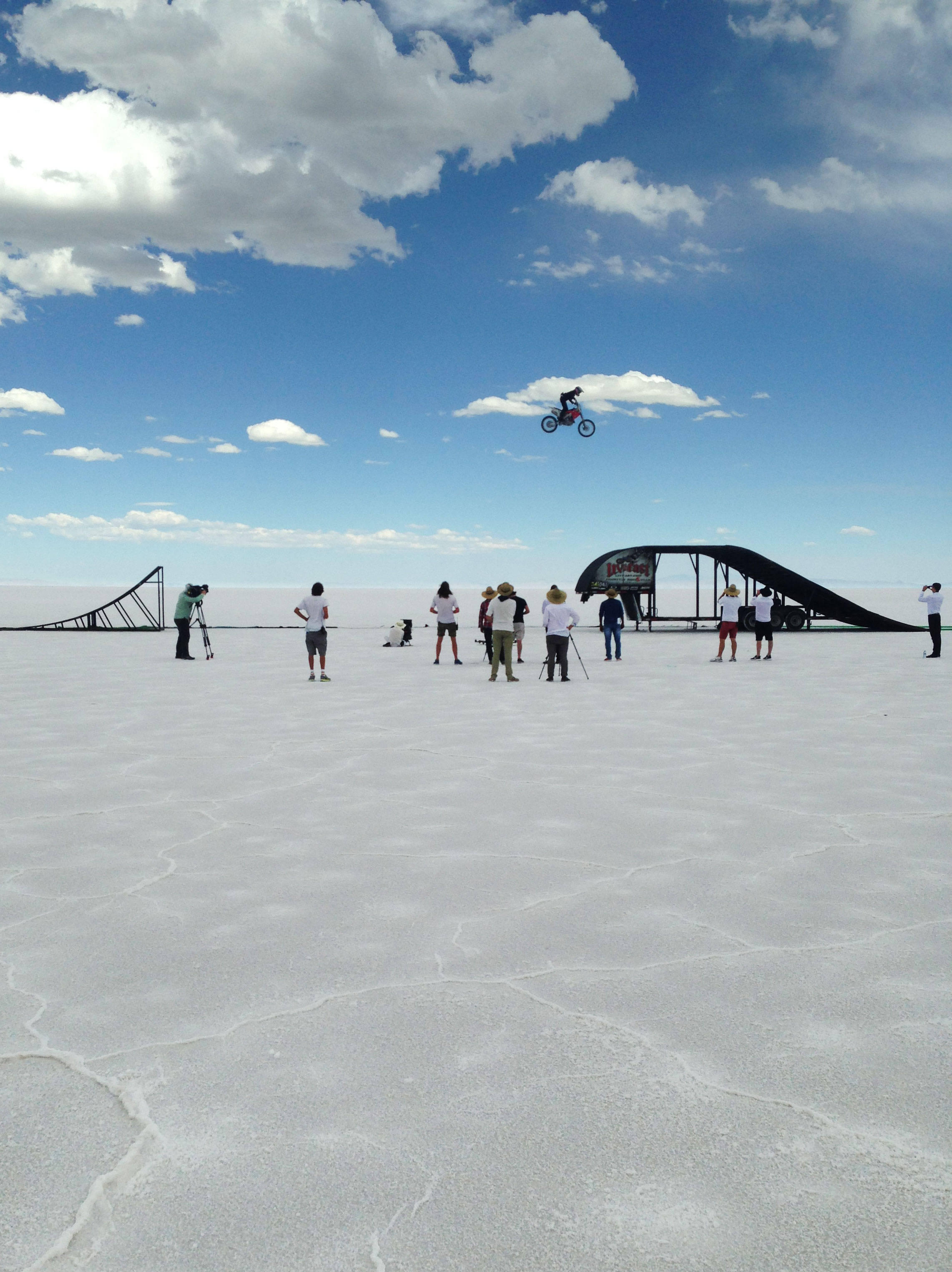 Hallenstein Brothers | Men's Clothing Production Salt Flats Utah 7