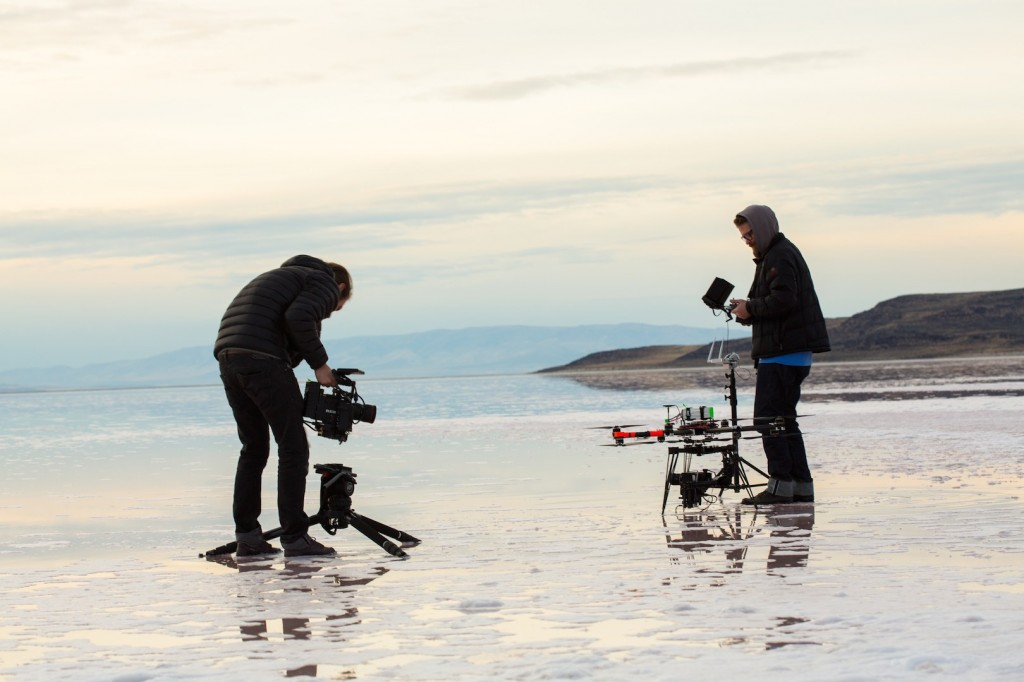 Spiral Jetty - Vita Brevis Films - Commercial Production