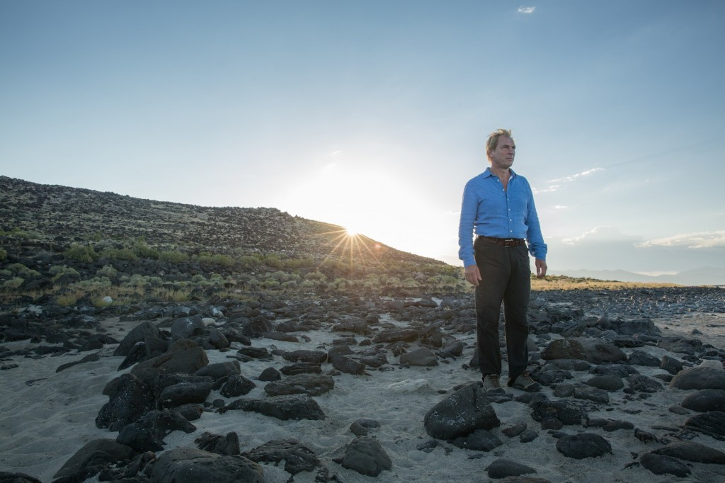 Julian Sands - Spiral Jetty - Featured Image
