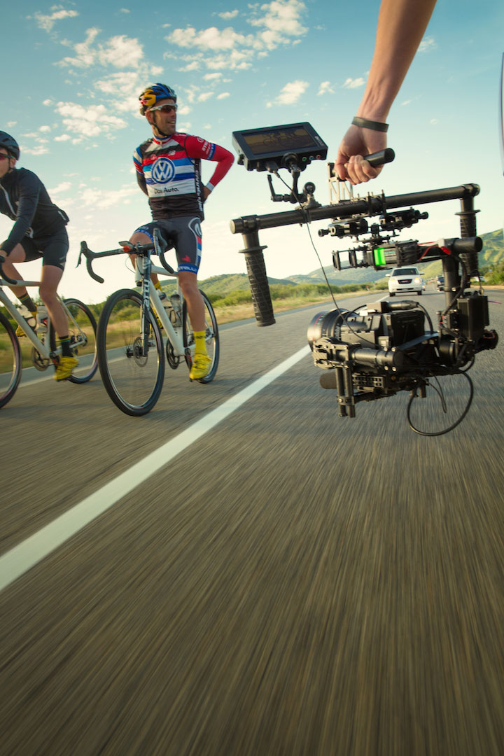 Cannondale - New Slate - Vita Brevis Films - Movi m10 - Tim Johnson - David Davine